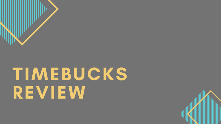 Timebucks Review