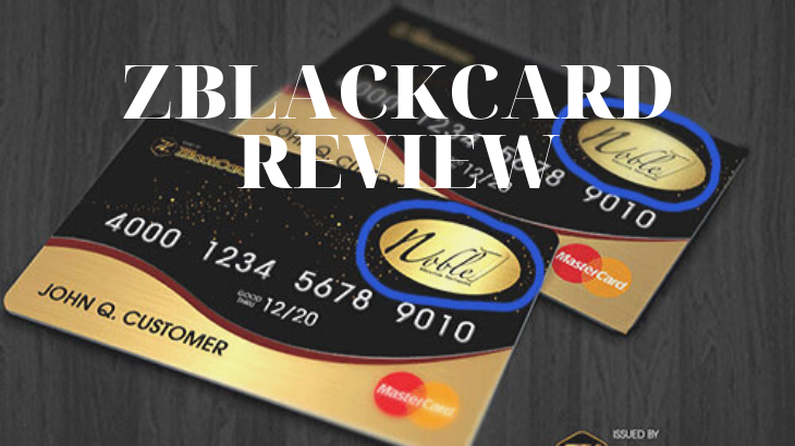 ZBlackCard Review