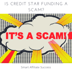 Is Credit Star Funding a scam image summary