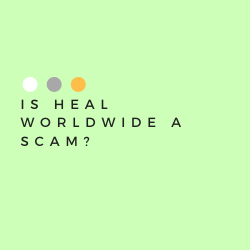 Is Heal worldwide a Scam Image Summary