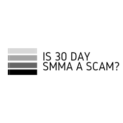 Is 30 Day SMMA a Scam Image Summary