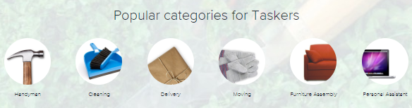 Is TaskRabbit a Scam - Task Categories