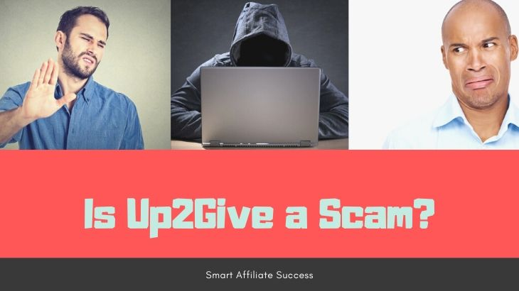 Is Up2Give a Scam Featured Image