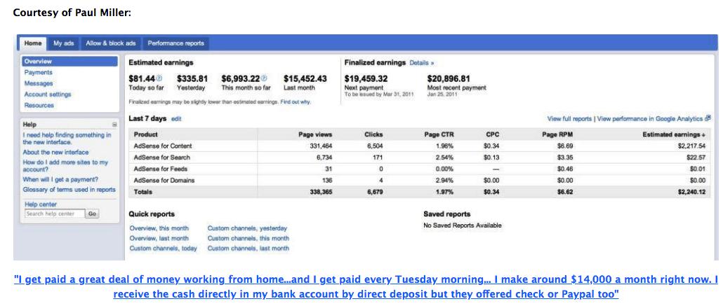 Prime Profits Review - Screenshot