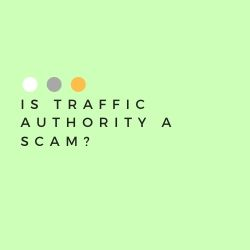 Is Traffic AUthority a Scam Image Summary