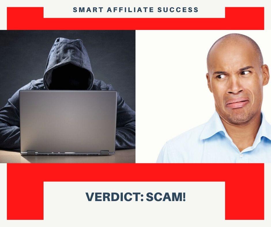 Verdict Scam Template