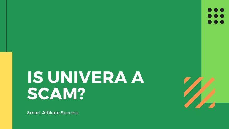 Is Univera a Scam_