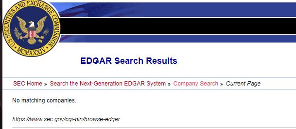What Is Kangot - EDGAR Sec Results
