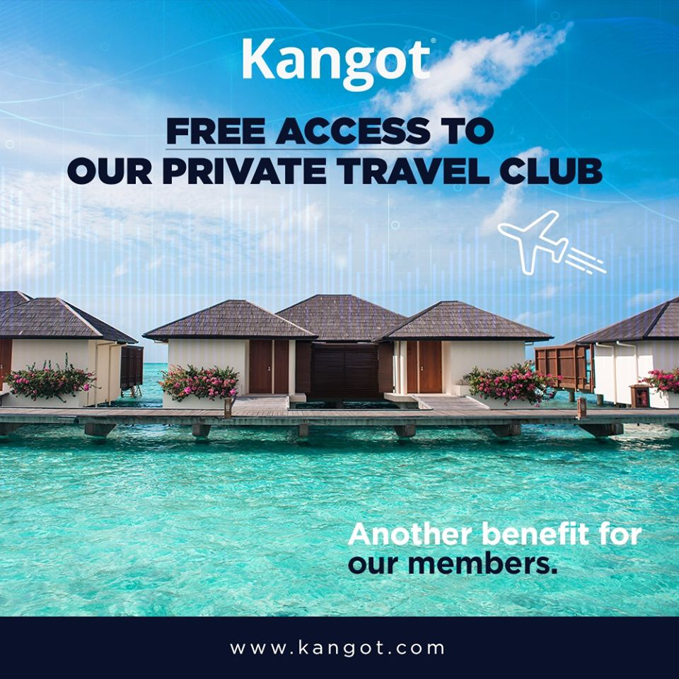 What Is Kangot - Travel Product Banner