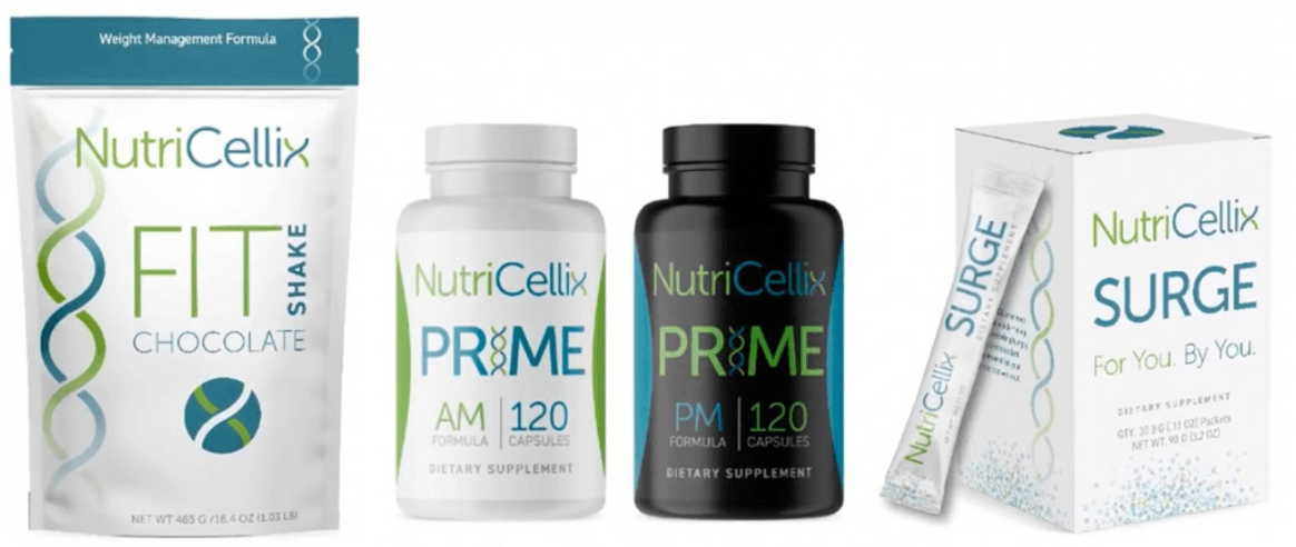 What Is Nutricellix - Products