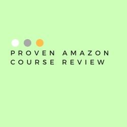 Proven Amazon Course Review Image Summary