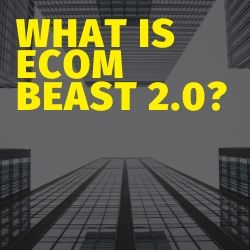 What Is Ecom Beast 2.0 Image Summary