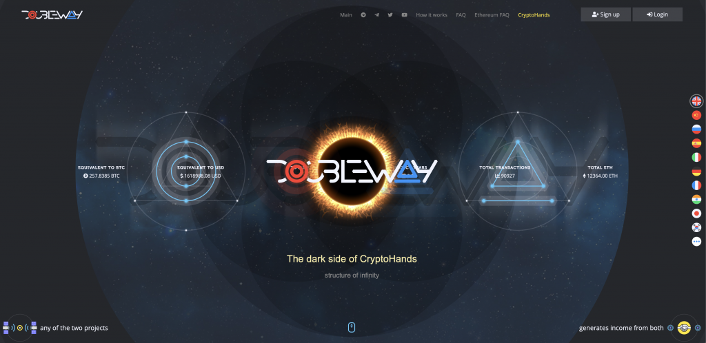 Doubleday Review - Landing Page