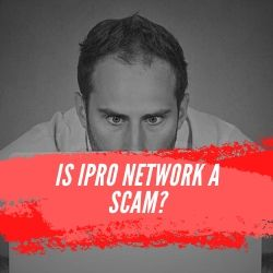 Is iPro Network a Scam Image Summary