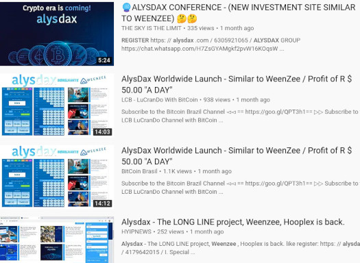 What Is Alysdax - Weenze Reference