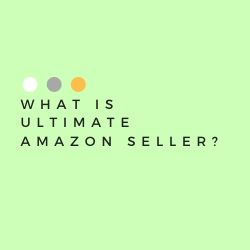 What Is Ultimate Amazon Seller Image Summary