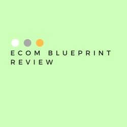 eCom Blueprint Review Image Summary