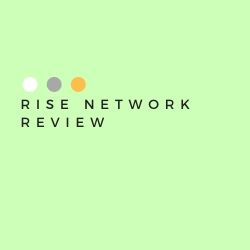 RISE Network Review Image Summary