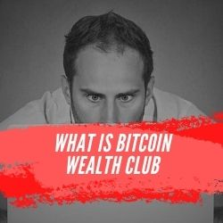 What Is Bitcoin Wealth Club Image Summary