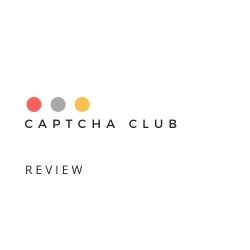 Captcha Club Review Image Summary