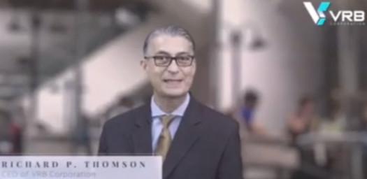 What Is VRB Corporation - Richard P Thomson
