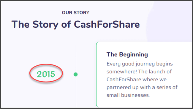 What Is CashForShare - How It Works
