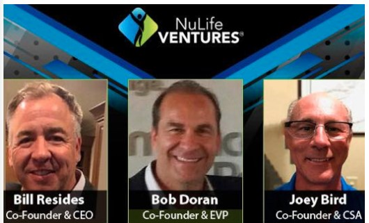 What Is NuLife Ventures - Founders