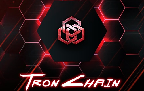 What Is TronChain - Landing Page