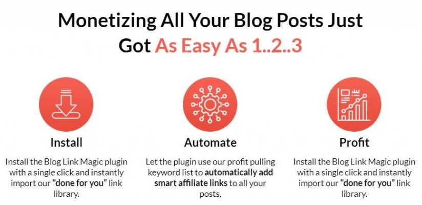 Blog Link Magic Review - How To