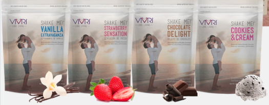 What Is Vivri - Shake Me Product