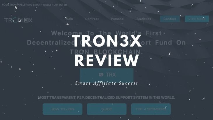 What Is Tron3X