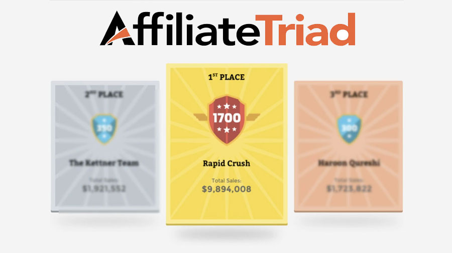 Affiliate Triad Review - Success
