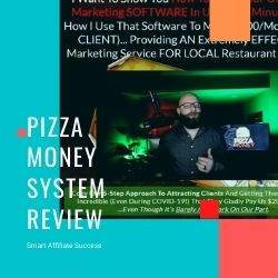 Pizza Money System Review Image Summary