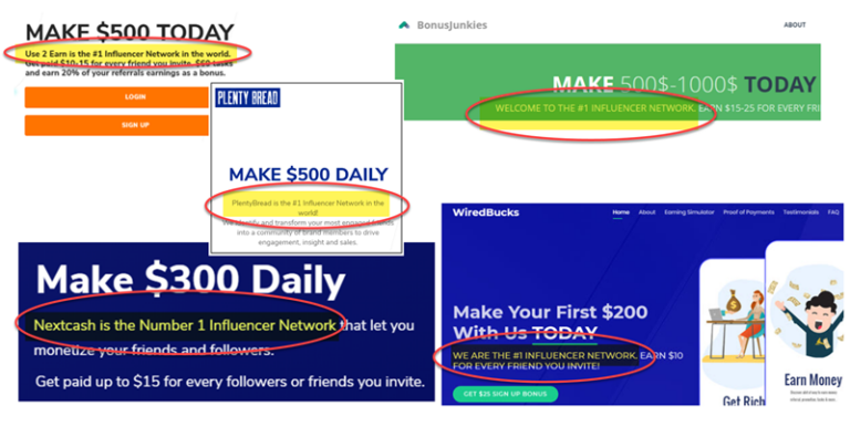 What Is CashMiracle - All Influencer Scams