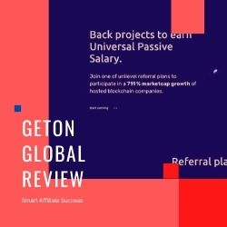 What Is Geton Global Image Summary