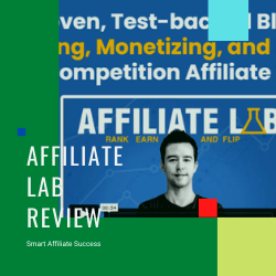 What is Affiliate Lab Image Summary