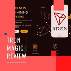 What is Tron Magic Image Summary