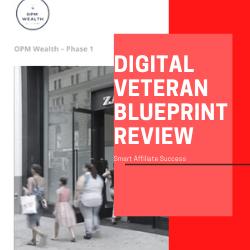 Digital Veteran Blueprint Review Image Summary